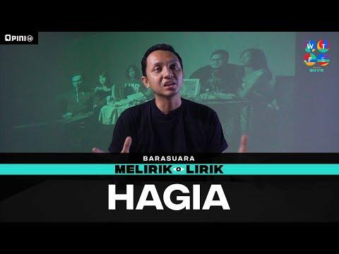 #MELIRIKLIRIK | Barasuara | Hagia