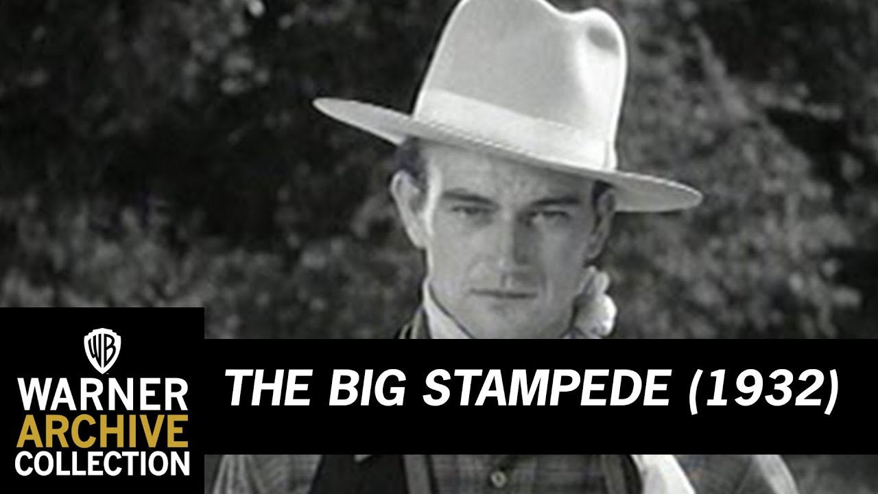 The Big Stampede (1932) – Man of The Law