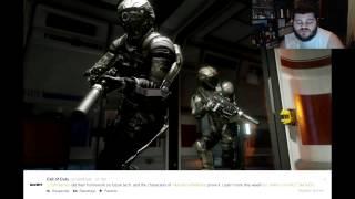 COD: Advanced Warfare nueva imagen y mas info la semana que viene.