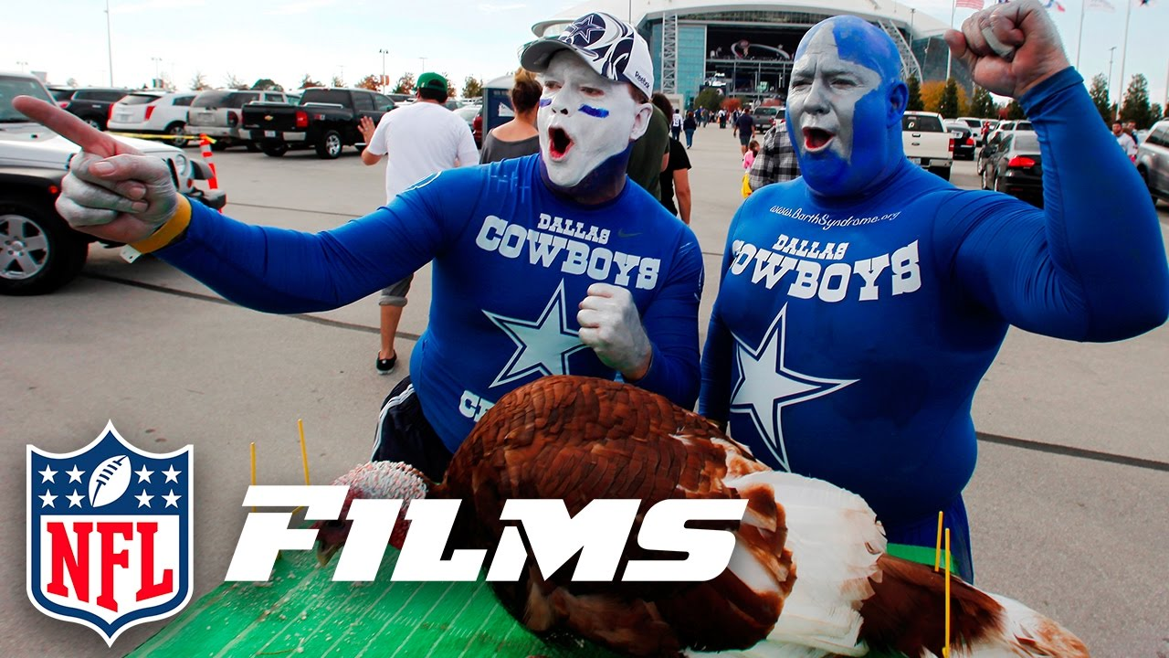 Why the Cowboys and Lions always play on Thanksgiving Day, NFL ...