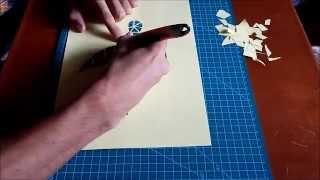 Paper Cut - Turtle