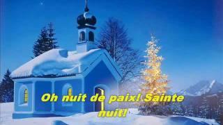 Celine Dion - Sainte Nuit (Noche de paz)