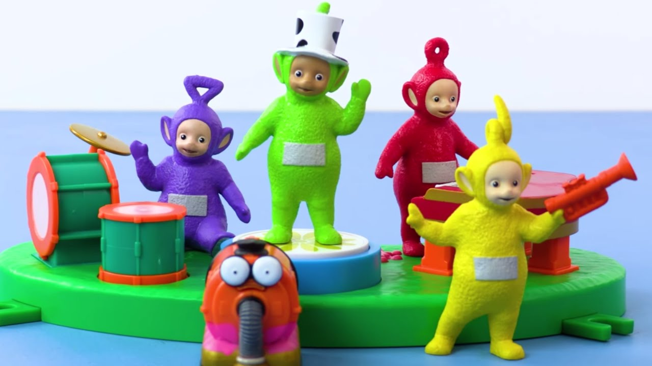 Teletubbies Toys Music Day Playset Toy Advertisement