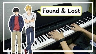 Banana Fish OP - found & lost by Survive Said The Prophet (piano cover)