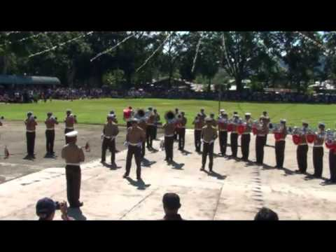 full coverage of 1st brigade marine exhibition in kalamansig
