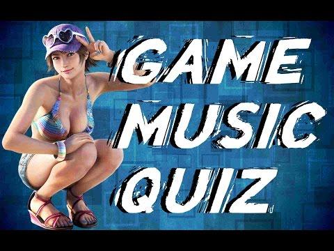 Video Game Music QUIZ again