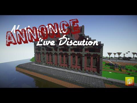 Annonce Nouveau Live NationsGlory