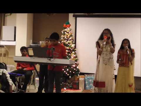 JFM Stamford Christmas Service 2017 - Christmas Carols By Sunday School Youth