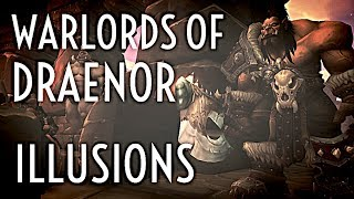 WoW Guide Warlords of Draenor Illusion Appearances