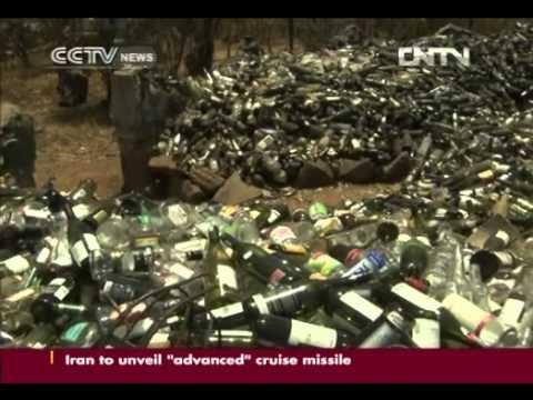 Glass recycling in Kenya