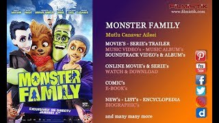 Monster Family / Mutlu Canavar Ailesi (türkçe dublaj fragman)