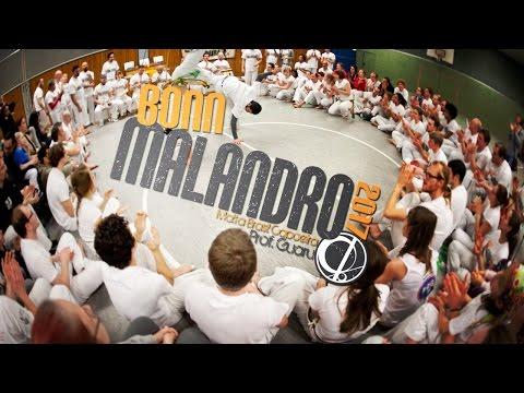 Malta Brasil Capoeira - Bonn Malandro 2017