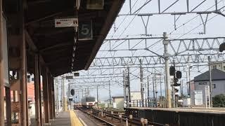 [3R代走‼️]名鉄5000系 5007f(急行一宮行き)新安城駅 入線‼️