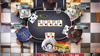 Governor of Poker 3 - Online multiplayer Texas Hold'em Poker game. Landscape 15