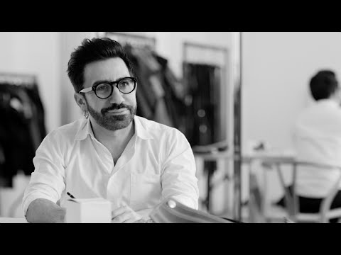 Introducing Johnny Coca,  Mulberry's New Creative Director
