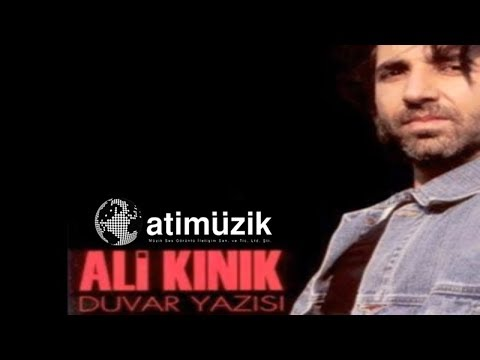 Ali Kınık - Özlemişim [ © Official Audio ]