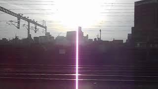 2018/11/25 特急ワイドビューひだ10号名古屋行き 名古屋駅到着前 車内放送