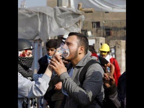 تظاهرات تندد بإيران في العراق  - نشر قبل 10 ساعة