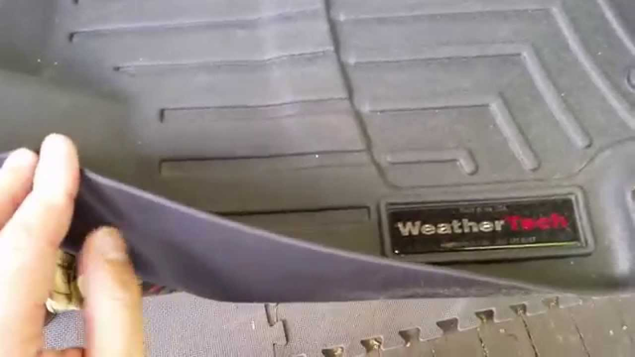 Weathertech mats for 2013 toyota highlander - Weathertech Floorliner Digital Fit Floor Mats For Toyota Corolla Quick Review Youtube