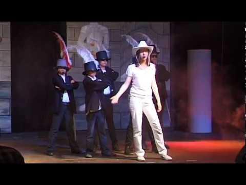 De Slag om Troonenburgh (musical 2008)