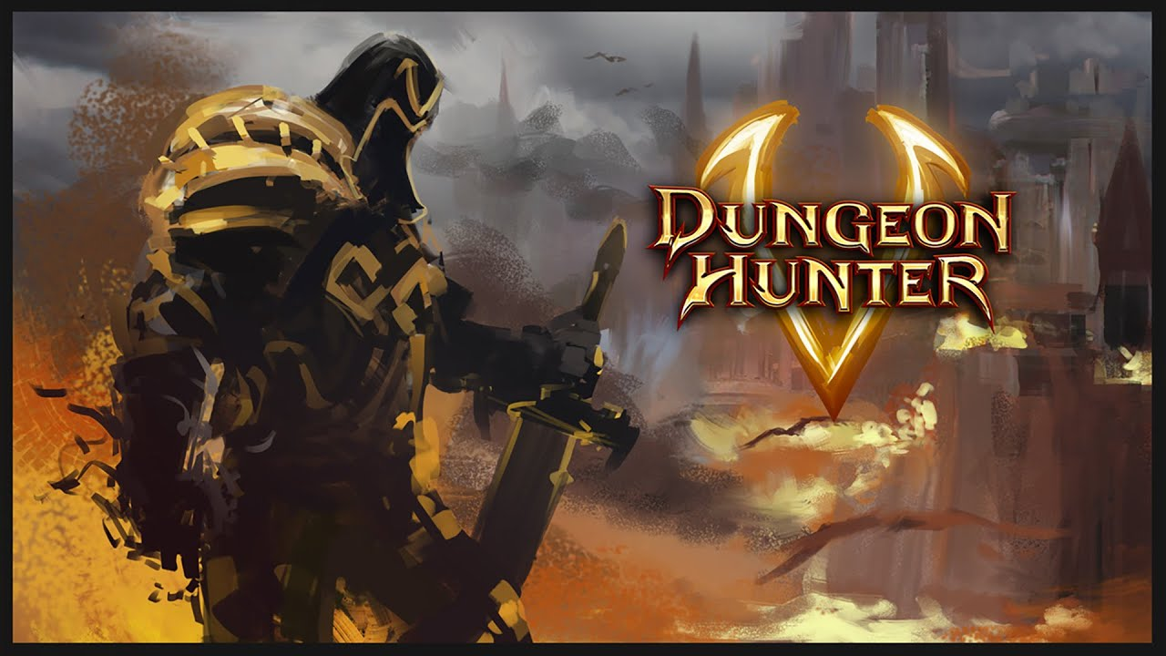 Default Iphone 7 Wallpaper Dungeon Hunter 5 Gameplay Android Amp Iphone Game Youtube