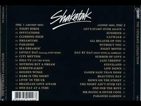 SHAKATAK - 11  Streetwalkin' ( Audio bitrate 875 )