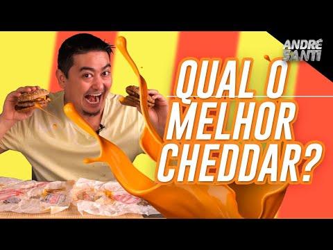 CHEDDAR DO MC DONALD'S OU CHEDDAR DO BURGER KING? - André Santi