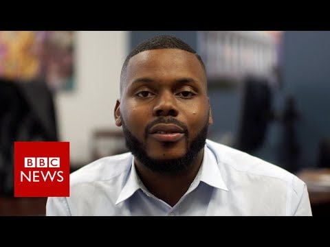 Michael Tubbs is on a mission  to save his hometown  BBC