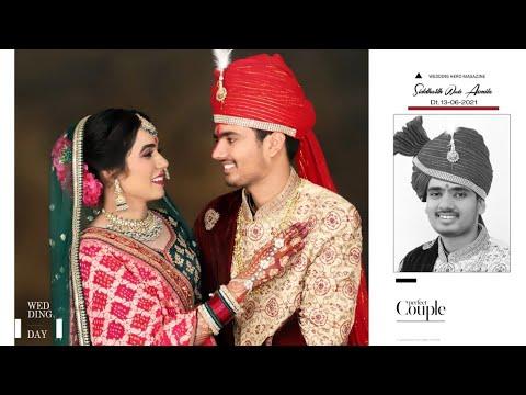 Siddharth Weds Asmita...wedding Highlights..2021