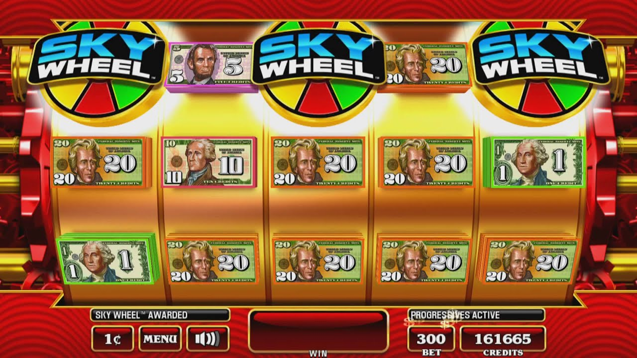 online casino slot machines for money