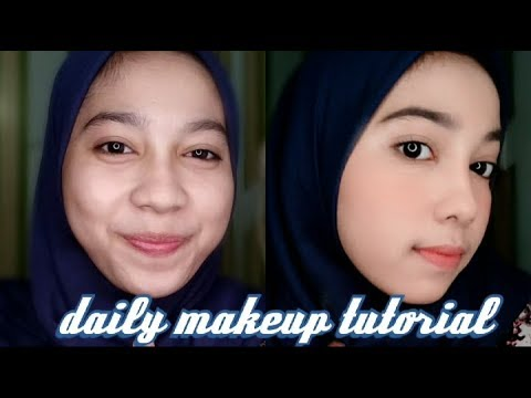 Daily Makeup Tutorial (first My Video)