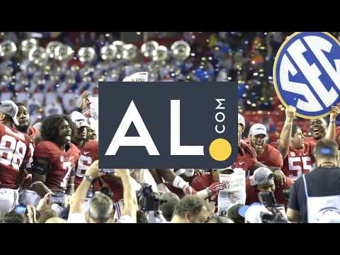 Alabama Crimson Tide on AL.com Channel Trailer