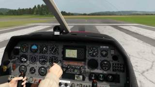 """ULTRA HIGH Graphics in AEROFLY FS is a """"MUST SEE"""" !  Gauges, Hud Displays, and more."""