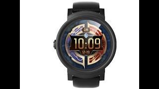 Смарт-годинник Mobvoi TicWatch E Black - огляд, настроювання і тестування