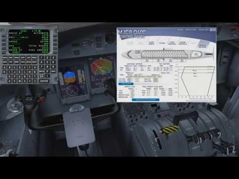 Majestic Q400 Tutorial - Majestic Control Panel Setup - Part #1