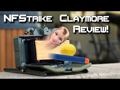 NFStrike Claymore - Fires Almost Anything!
