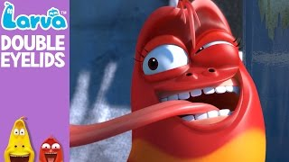 official double eyelids - mini series from animation larva