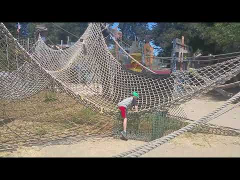 Berkeley Adventure Playground Net