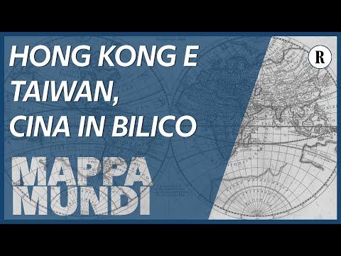 Hong Kong e Taiwan, una Cina in bilico (e gli Usa non stanno a guardare)