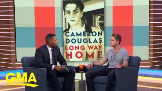 'GMA' Hot List: Cameron Douglas opens up about drug addiction in his new book l GMA Digital