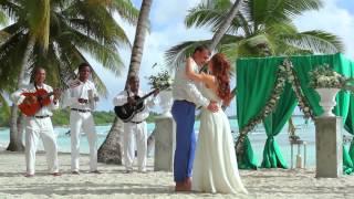 Пунта Кана , Свадебное видео, Доминикана ТВ