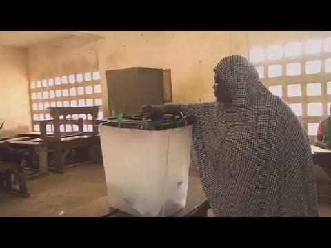 Legislative polls underway in Togo as opposition stage boycott