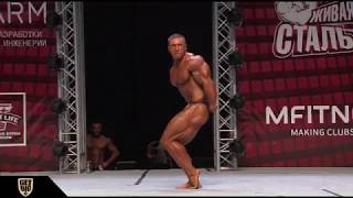 Назар Соколов - чемпион Кубка России по бодибилдингу - 2018 в категории до 80 кг