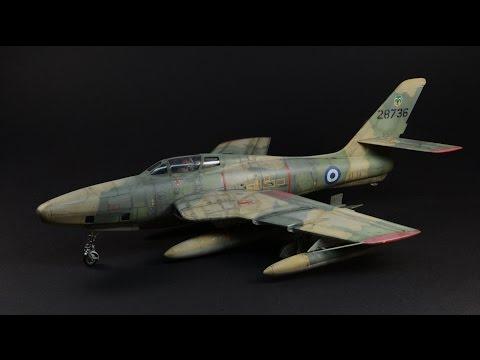 Tanmodel 1/48 Republic RF-84F Thunderflash
