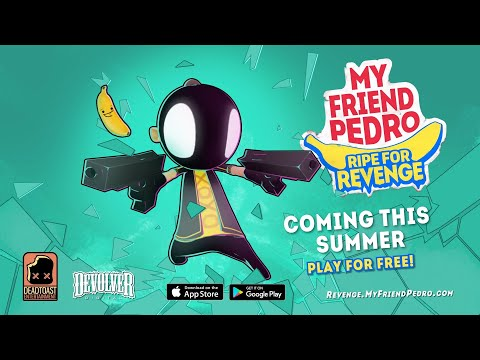 My Friend Pedro: Ripe for Revenge - Play for Free on August 5