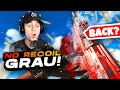 The NO RECOIL Grau is BACK in Warzone? 🤔 (Call of Duty Warzone)
