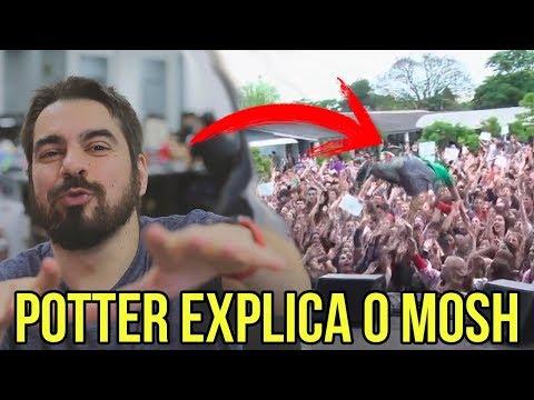 POTTER EXPLICA O MOSH