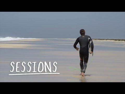 The barrel of his life. | Sessions: Natxo Gonzalez