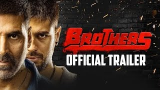 Brothers Official Trailer 2015