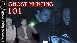 Ghost Hunting For Beginners | Inside The Upside Down